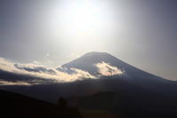 令和3年3月の富士(1)御殿場夕焼けの富士 - 富士への散歩道 ~撮影記~