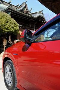 長野そぞろ歩き・千曲:新車の安全祈願 - 日本庭園的生活