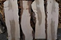 果樹葡萄の木、柿の木製材 - SOLiD「無垢材セレクトカタログ」/ 材木店・製材所 新発田屋(シバタヤ)