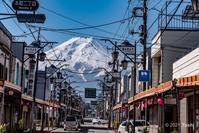 それぞれの富士山2 - toshi の ならはまほろば