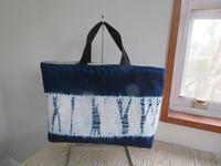 藍染めのトートバッグ - Tumugitesigoto4419's Blog