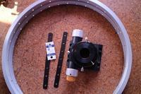 懲りずにトラベルドブソニアンを作る(7)トップリングを作る - 亜熱帯天文台ブログ