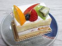 【シャトレーゼ】フルーツぎっしりショートケーキ - 岐阜うまうま日記(旧:池袋うまうま日記。)