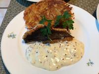 イサキのポワレとカルパッチョ&蛍烏賊とアスパラのバター醤油 - やせっぽちソプラノのキッチン2