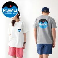 KAVU [カブー] Mountein Logo Tee [19820422] マウンテンロゴTシャツ・アウトドアTシャツ・MEN'S [2021SS] - refalt blog