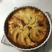 『これも、混ぜて焼くだけ〜〜この冬最後のリンゴ菓子かな・・』 - NabeQuest(nabe探求)