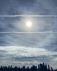 春分の日を迎えて&3月イベントと空雲 - NY発ブルースカイ星ゆき日記-2