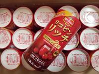 【モラタメ】キッコーマン飲料  デルモンテ リコピンリッチ トマト飲料 125ml カートカン 18本 - いつの間にか20年