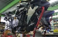 2005 CBR1000RR(SC57) 車検整備③ - ノザワホンダ船橋店 STAFFブログ