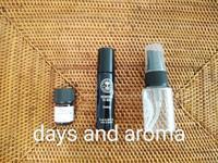 ポーチに入れるアロマグッズ - days and aroma