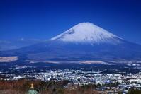 令和3年3月の富士(6)御殿場平和公園の富士 - 富士への散歩道 ~撮影記~