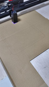 FABOOL Laser Mini3.5W続き - 何かを制覇するプロジェクト