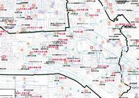戸板校下の防災マップ - 若宮新町会ブログ