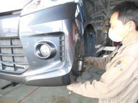 MM32Sフレアワゴン車検整備中(^_^)ノ - ★豊田市の車屋さん★ワイルドグース日記