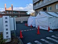 念願の牡蠣そば。(2103再訪)──「末広」@新小金井 - Welcome to Koro's Garden!