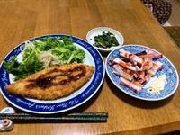 今日の夕飯 - 戦士の休息 R20+