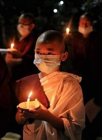 Save Myanmar! - モルゲンロート