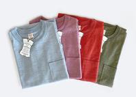 WAREHOUSE 4601 ポケットTシャツ NEW!! - a piece of Mix.