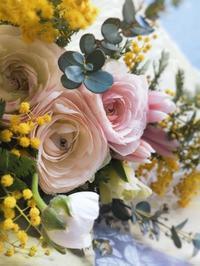 春の花束💐 - ブランシュのはなたち