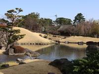 前橋公園の日本庭園(1) (2021/3/16撮影) - toshiさんのお気楽ブログ