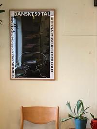DANSK 50-TAL Poster & Flame - hails blog