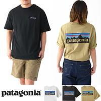 Patagonia [パタゴニア] Men's P-6 Logo Organic T-Shirt [38535] メンズ・P-6ロゴ・Tシャツ・MEN'S - refalt blog