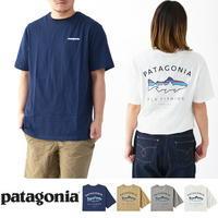 Patagonia [パタゴニア] Men's Framed Fitz Roy Trout Organic T-Shirt [38529] メンズ・フレームド・フィッツロイ・Tシャツ ・MEN'S - refalt blog