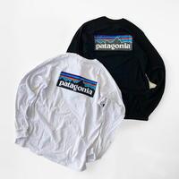 Patagonia [パタゴニア] Men's L/S P-6 Logo Responsibili-Tee[38518] メンズ・ロングスリーブ・P-6ロゴ・MEN'S - refalt blog