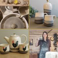 サラさんよりコロナ禍での近況が届きました - ブルーベルの森-ブログ-英国のハンドメイド陶器と雑貨の通販