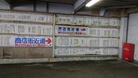 清水駅前銀座に行ってきました - ウンノ接骨院(ウンノ整体)と静岡の夜