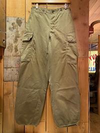 3月24日(水)マグネッツ大阪店Vintage入荷日!! #1 U.S.Military Part1編!! M-42 AirbornePants,M-41 MetalButtonChino,POW!! - magnets vintage clothing コダワリがある大人の為に。
