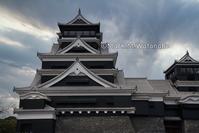 白い熊本城 - Mark.M.Watanabeの熊本撮影紀行