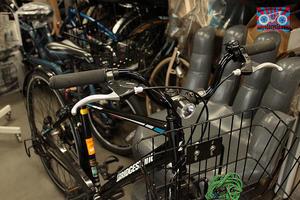ブリヂストンサイクル TB1のハンドル交換 - みやたサイクル自転車屋日記