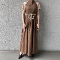 『BASERANGE』DRESS - 山梨県・甲府市 ファッションセレクトショップ OBLIGE womens【オブリージュ】