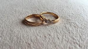 金の指輪 - 父帰る