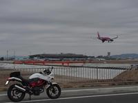 曇天の仙台空港ショートライド - あつまれVTR乗り