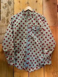 3月24日(水)マグネッツ大阪店Vintage入荷日!! #4 VintageShirt編!! PolkaDot,Dress,Western,CottonBox,RayonBox!! - magnets vintage clothing コダワリがある大人の為に。