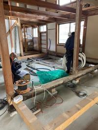 多可町M様邸全面改修工事の進捗♪ - ベルリフォーム 西脇スタジオ