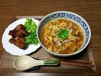 お家で食べる酸辣湯麺 - 十色生活