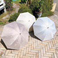 晴雨兼用傘が届きましたよ♪ - LE TRESOR CACHE