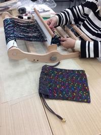 手織り - ヴォーグ学園名古屋校ブログ  ~Happy Life With Handmade~