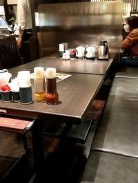 「とんかつ濱かつ 博多デイトス店」盛り合わせかつ膳は夜でもお得な定食です - よっしゃ食べるで!遊ぶで!