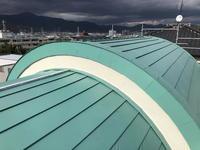 屋根の雨漏り工事 - 行動で示す、建物造りの【いろは】のろ