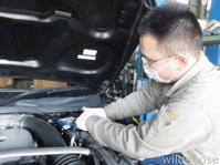 HZ33 フェアレディZ  車検整備中(#^.^#) - ★豊田市の車屋さん★ワイルドグース日記