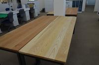 オフィス家具木のテーブル - SOLiD「無垢材セレクトカタログ」/ 材木店・製材所 新発田屋(シバタヤ)
