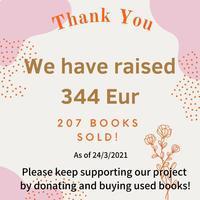ご支援ありがとうございます! - ベルギーの小さなおみせ PERIPICCOLI