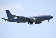 KC-135Rのローパス - 南の島の飛行機日記