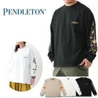 PENDLETON [ペンドルトン] L/S Print Tee [19801308] ロングスリーブ Tシャツ・ロンT・MEN'S/LADY'S - refalt blog