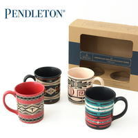 PENDLETON [ペンドルトン] Ceramic Mug Set(American Indian College Fund Collection) [19377306] コーヒーマグセット - refalt blog