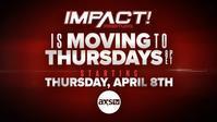 インパクト・レスリングの放送日が木曜日に変更されてNXTとの視聴率争いにはならないことに - WWE Live Headlines